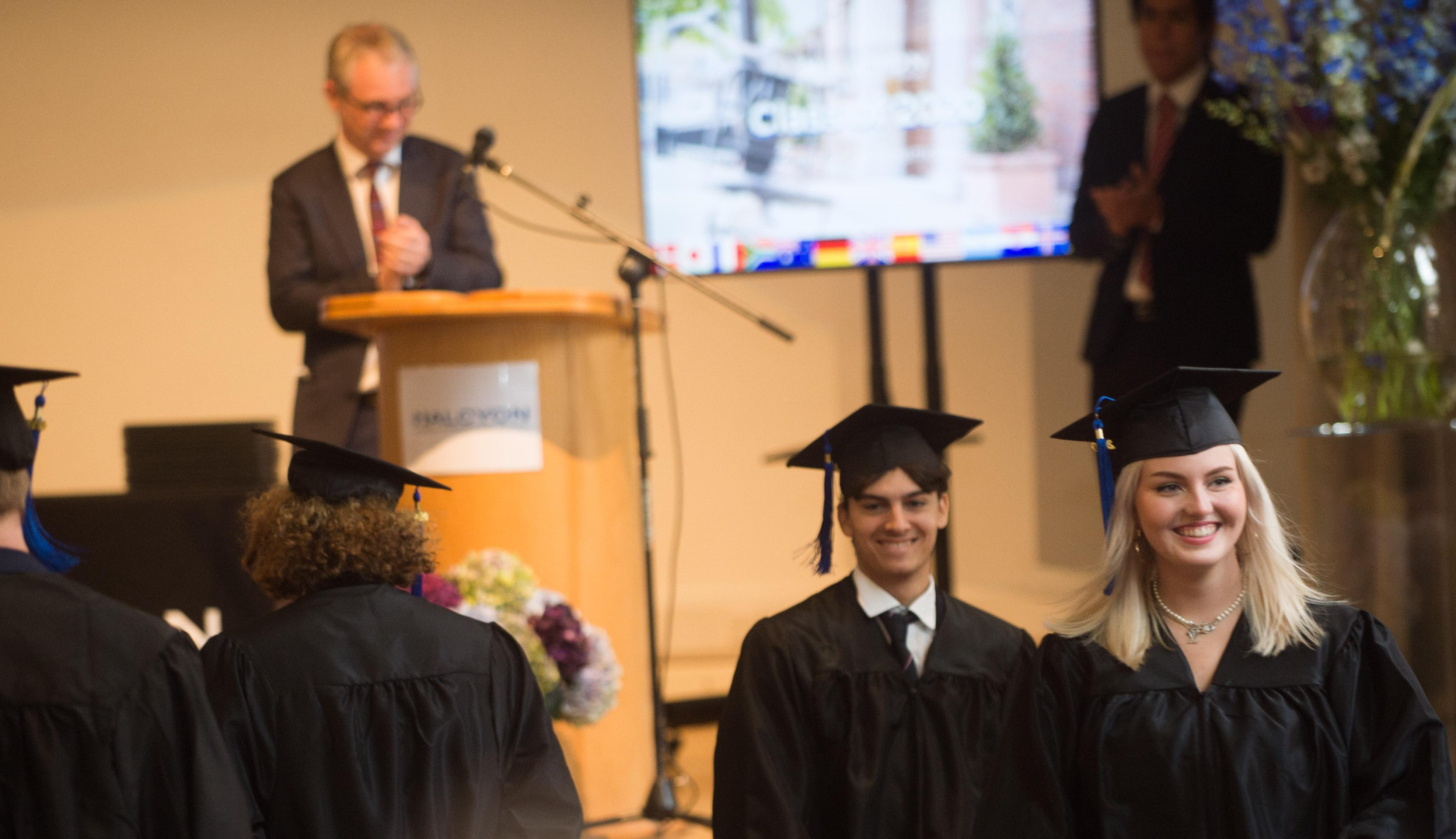 Halcyon Class of 2020 Graduation